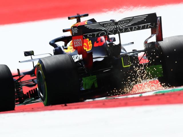 Mùa giải F1 2020 mở màn đầy kịch tính và hỗn loạn - 3