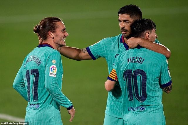 Lionel Messi đập tan tin đồn mâu thuẫn với Griezmann - 3