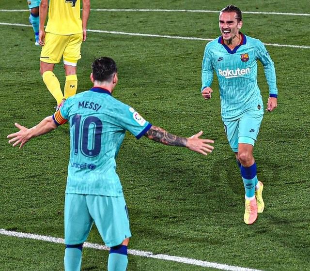 Lionel Messi đập tan tin đồn mâu thuẫn với Griezmann - 2
