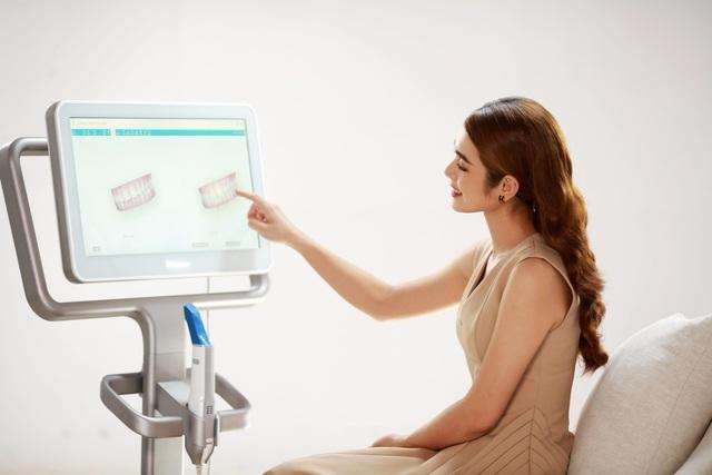 Niềng răng Invisalign bằng công nghệ iTero 5D - Đắt xắt ra miếng - 2