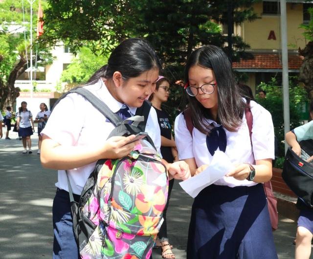 TPHCM: Số lượng thí sinh thi lớp 10 trường Phổ thông Năng khiếu giảm - 1