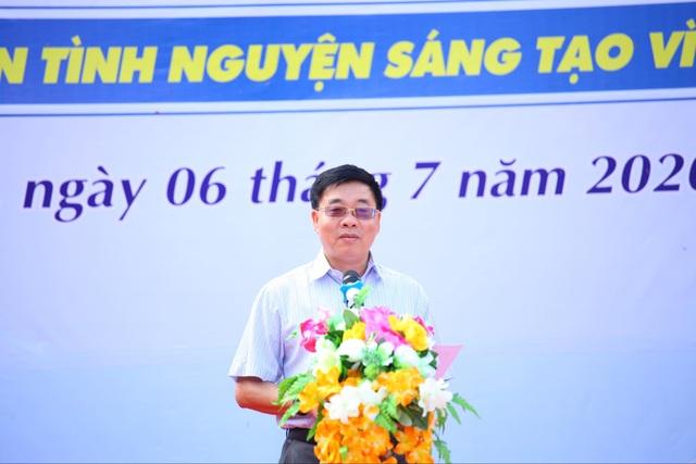Tỉnh đoàn Nghệ An ra quân tình nguyện ở biên giới Việt - Lào - 1