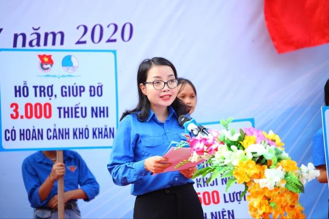 Tỉnh đoàn Nghệ An ra quân tình nguyện ở biên giới Việt - Lào - 2