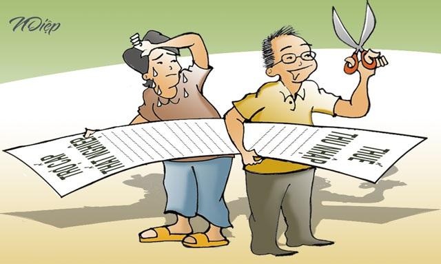Thuế thu nhập với công nhân thất nghiệp: Khoản thu liệu có thấu tình? - 1