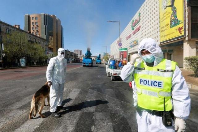 Phát hiện mầm bệnh nghi dịch hạch, Trung Quốc đặt cảnh báo cấp độ 3 - 1