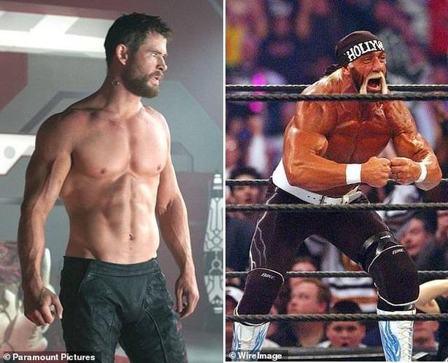 """""""Nam thần cơ bắp"""" Chris Hemsworth hứa hẹn sẽ còn """"vâm"""" hơn nữa - 1"""