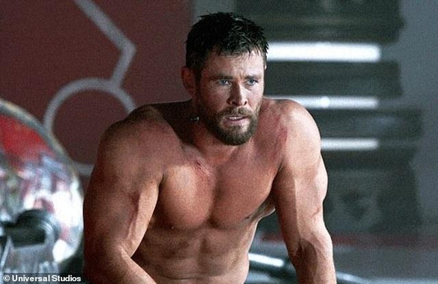 """""""Nam thần cơ bắp"""" Chris Hemsworth hứa hẹn sẽ còn """"vâm"""" hơn nữa - 2"""