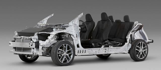 Toyota xác nhận chuẩn bị ra mắt một mẫu SUV hoàn toàn mới - 3