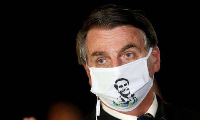 Tổng thống Brazil xác nhận mắc Covid-19 - 1