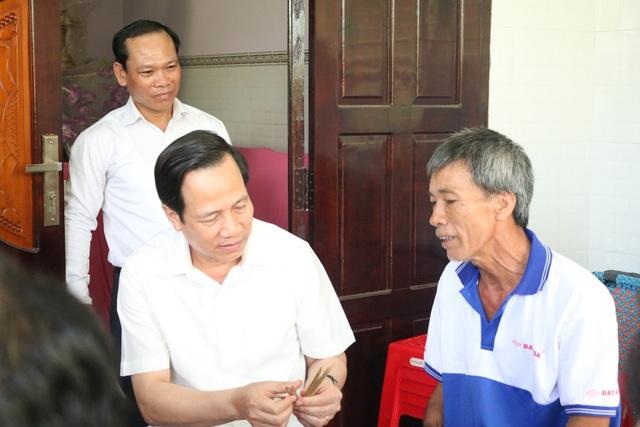 Bộ trưởng Đào Ngọc Dung: Không cứng nhắc khi duyệt hồ sơ liệt sĩ tồn đọng - 3