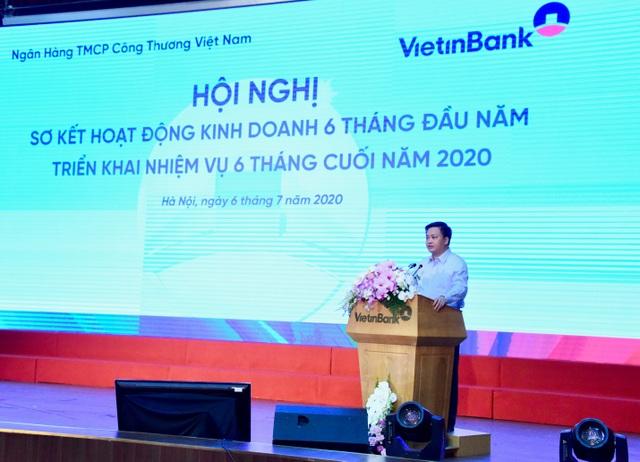 VietinBank tối ưu hóa hiệu quả sử dụng nguồn vốn, đáp ứng nhu cầu tăng trưởng tín dụng - 1