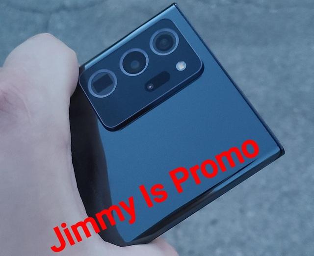 Lộ ảnh thực tế và ngày ra mắt Galaxy Note20 Ultra