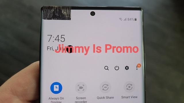 Lộ ảnh thực tế và ngày ra mắt Galaxy Note20 Ultra - 3