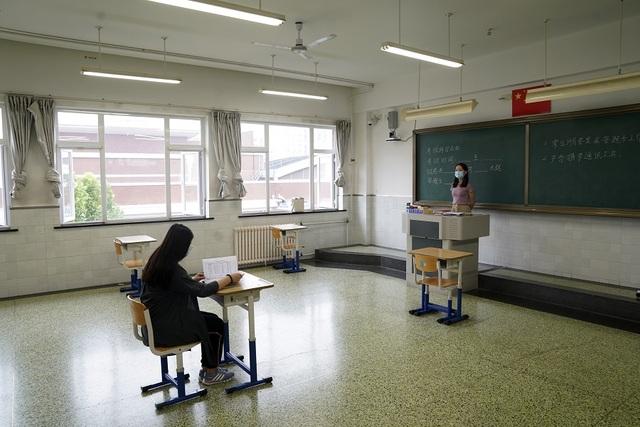 Trung Quốc: Siết chặt biện pháp phòng dịch cho kỳ thi đại học quốc gia - 1