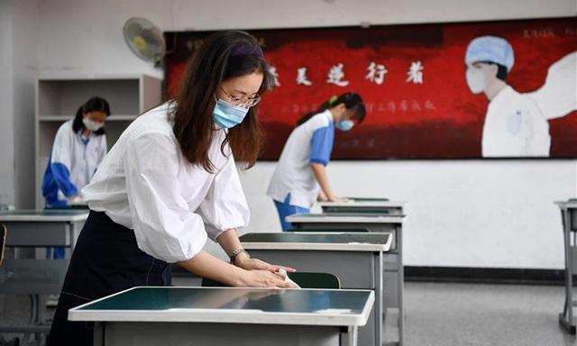Trung Quốc: Siết chặt biện pháp phòng dịch cho kỳ thi đại học quốc gia - 5