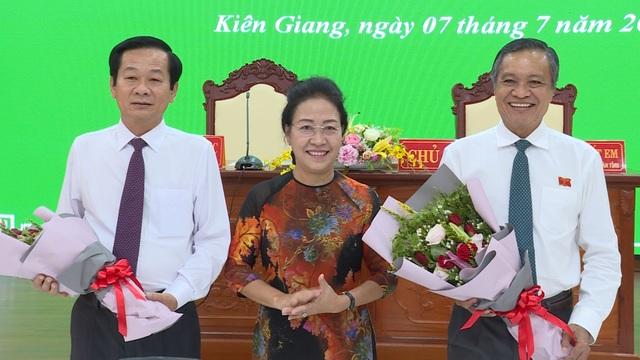 Ông Đỗ Thanh Bình được bầu giữ chức Chủ tịch UBND tỉnh Kiên Giang - 1