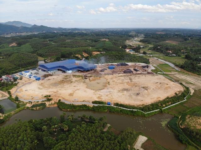 Xưởng chế biến gỗ gây ô nhiễm ngày đêm tra tấn người dân tại Phú Thọ - 1