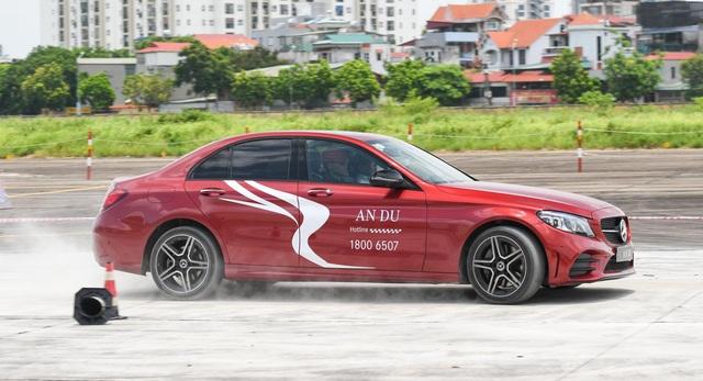 Khóa học lái xe Mercedes-Benz nâng cao lần đầu tiên được An Du tổ chức tại Hà Nội - 3