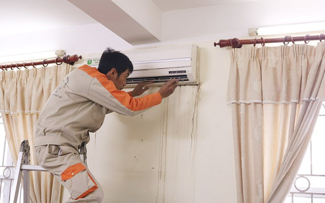 Mê hồn trận dịch vụ sửa chữa điện tử, điện lạnh - 1