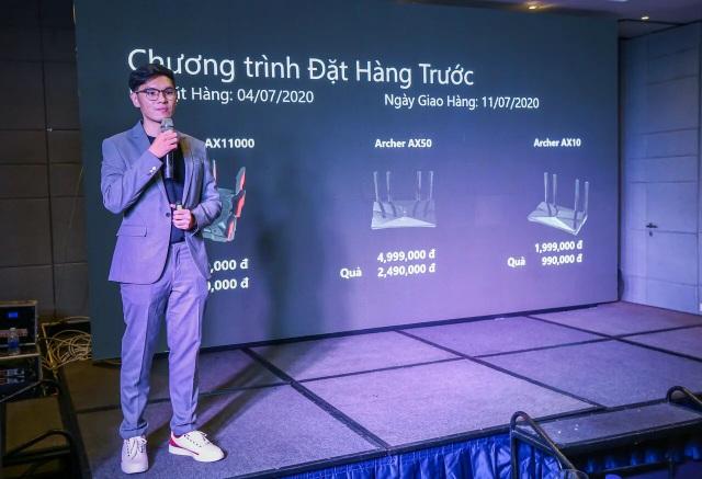 TP-Link ra mắt những mẫu router mới hỗ trợ Wi-Fi 6 tại Việt Nam - 1