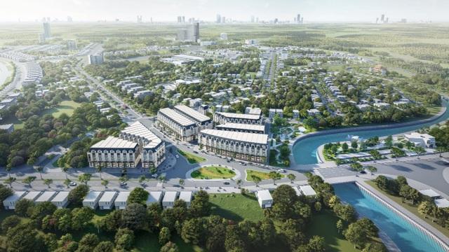 Lộ diện những đơn vị phân phối dự án nhà phố cao cấp tại Biên Hòa - 2