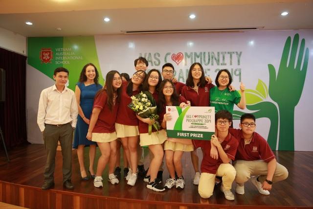 VAS- nơi phát triển năng khiếu và trách nhiệm cộng đồng cho học sinh - 2