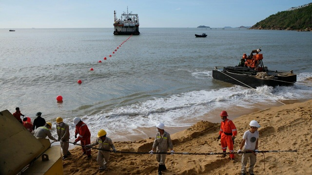 VNPT đầu tư hàng trăm triệu USD cho đường cáp quang biển mới - 2