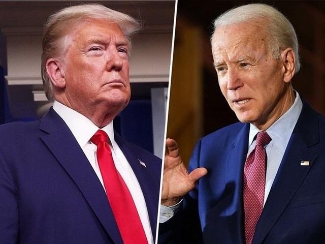 """Trump-Biden cạnh tranh """"nảy lửa"""", lấy Covid-19 làm tâm điểm chiến dịch - 1"""