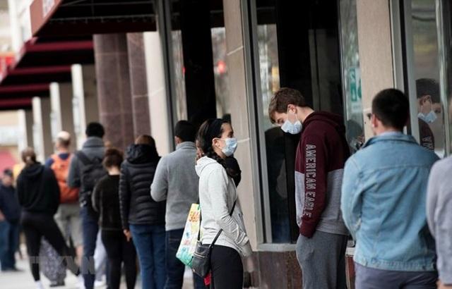 Mỹ: Số lao động được tuyển dụng tăng lên mức kỷ lục trong 20 năm qua - 1