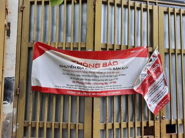 Hà Nội: Doanh nghiệp đầu độc môi trường thất hứa, dân kêu khổ tận cùng! - 6