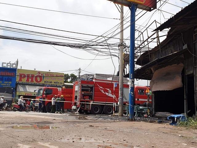 Ba người tử vong trong vụ cháy tiệm cầm đồ  - 3