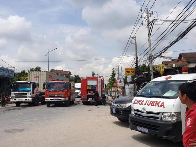 Ba người tử vong trong vụ cháy tiệm cầm đồ  - 4