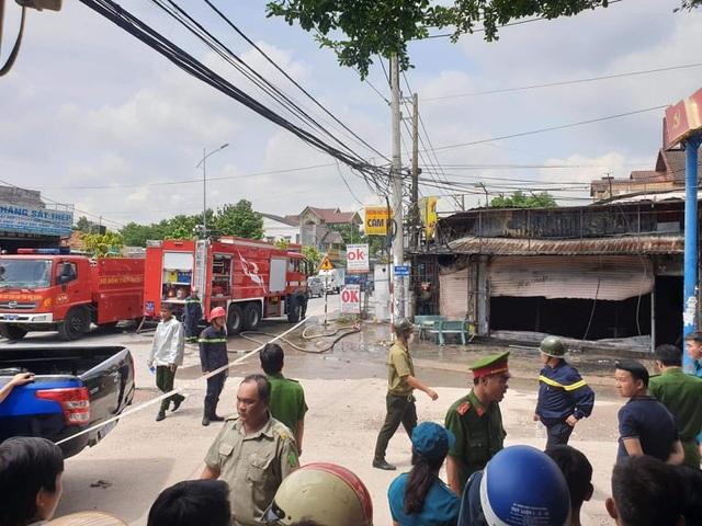 Ba người tử vong trong vụ cháy tiệm cầm đồ  - 2