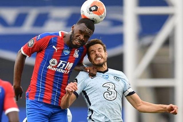 Crystal Palace 2-3 Chelsea: The Blues có vị trí thứ 3 - 4