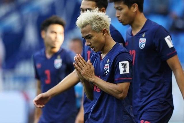 Đội tuyển Thái Lan và nỗi lo trước vòng loại World Cup 2022 - 1
