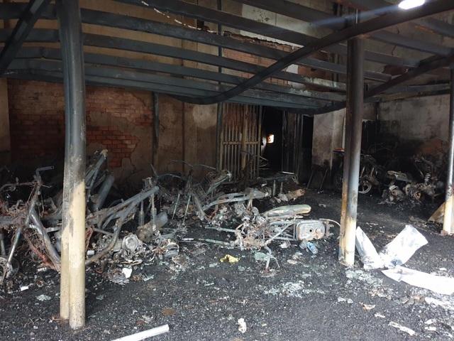 Vụ cháy khiến 3 người tử vong: Hai mẹ con nghi bị sát hại từ trước - 1