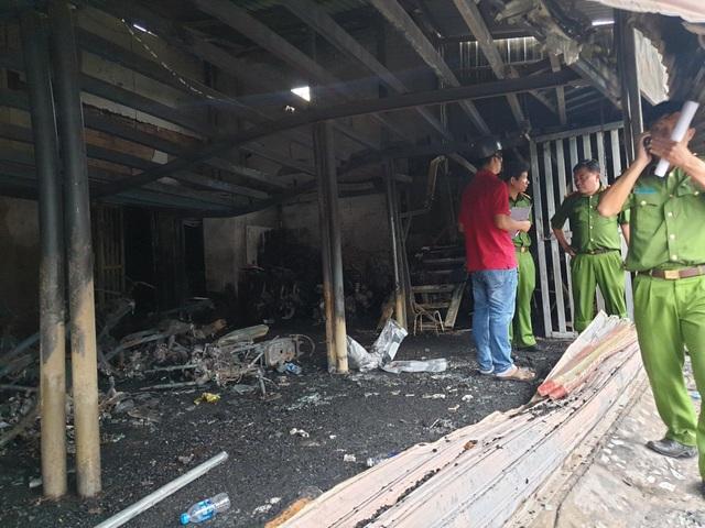 Vụ cháy khiến 3 người tử vong: Hai mẹ con nghi bị sát hại từ trước - 2