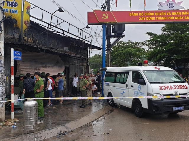 Vụ cháy khiến 3 người tử vong: Hai mẹ con nghi bị sát hại từ trước - 4