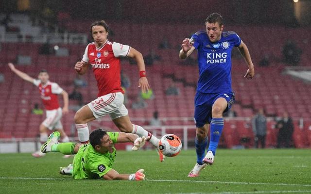 Arsenal 1-1 Leicester: Nketiah bỗng nhiên thành tội đồ - Ảnh minh hoạ 4