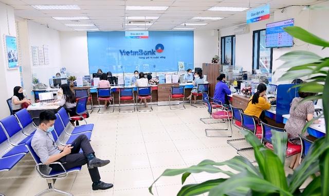 VietinBank kiên trì với chính sách tăng trưởng bền vững - 1