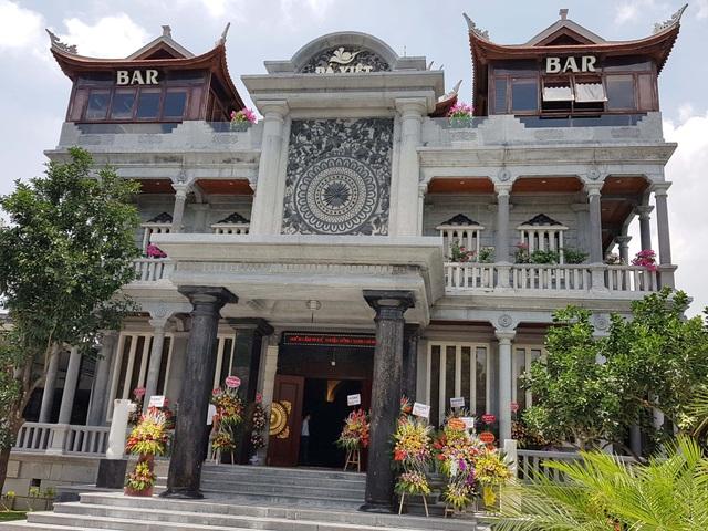 """Chiêm ngắm toà lâu đài đá """"có một không hai"""" ở Ninh Bình - 2"""