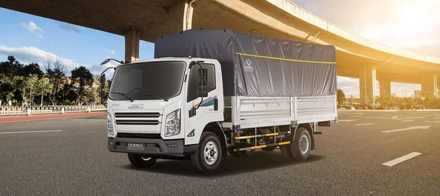 Dothanh IZ650SE  -  Xe tải trang bị nội thất sang như ôtô du lịch - 1