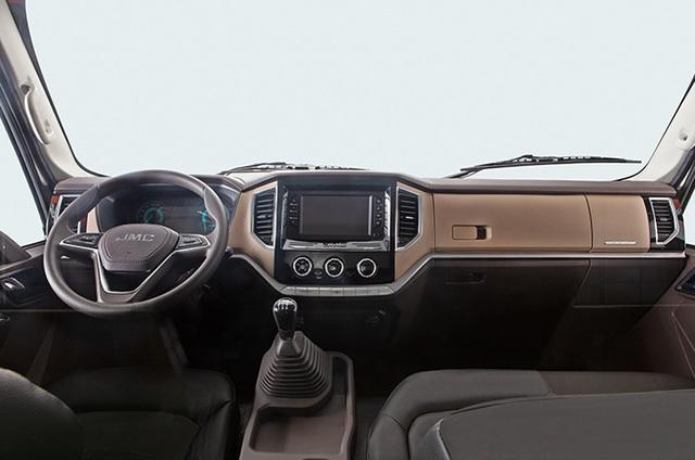 Dothanh IZ650SE  -  Xe tải trang bị nội thất sang như ôtô du lịch - 2