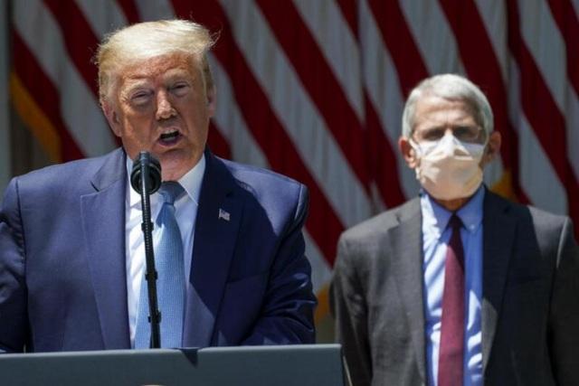 """Hơn 133.000 người chết, ông Trump nói tình hình tại Mỹ """"vẫn tốt"""" - 1"""