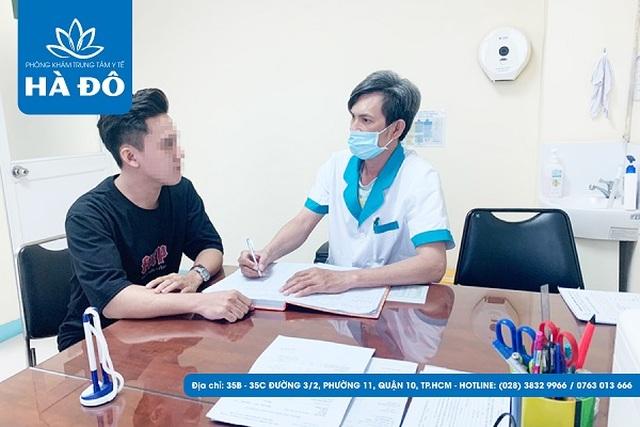 TPHCM: Nhiều vi phạm, Trung tâm Y tế Hà Đô bị phạt 65 triệu đồng - 1