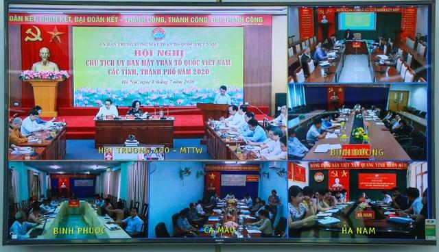 Bộ Chính trị dừng thí điểm Trưởng ban Dân vận kiêm Chủ tịch Mặt trận - Ảnh minh hoạ 2