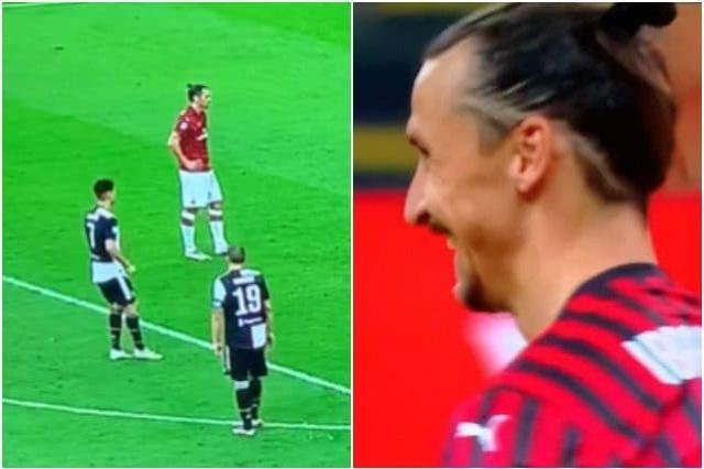Chơi tâm lý chiến với Ibrahimovic, C.Ronaldo nhận cái kết đắng - 1