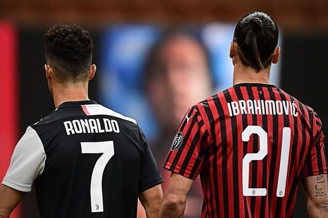 Ronaldo vẫn cười tươi trong ngày Juventus bại trận trước AC Milan - 6