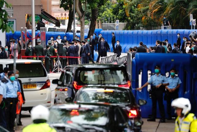 Trung Quốc chuyển khách sạn thành văn phòng an ninh quốc gia tại Hong Kong - 3