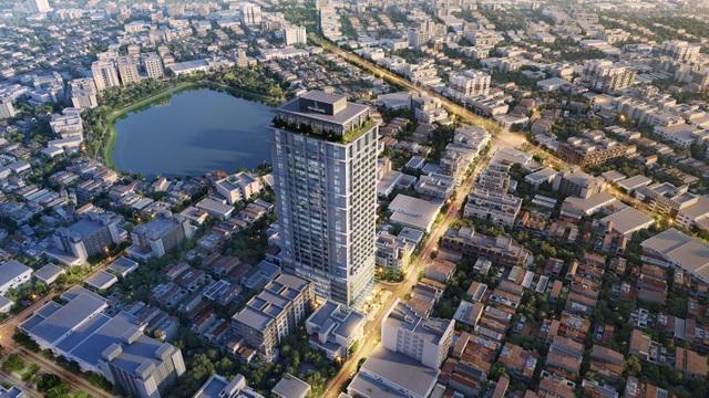 35 năm hành trình kiến tạo bất động sản cao cấp của Trung Thuỷ Group - 2